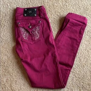 Beautiful Miss Me jeans